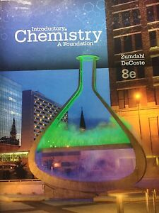 Introductory chemistry-SCIE1030