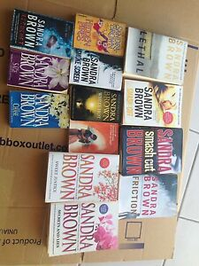 Bulk book sale - Sandra Brown Meadowbrook Logan Area Preview