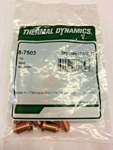 THERMAL DYNAMICS 8-7503 TIP (10 PER PACK)