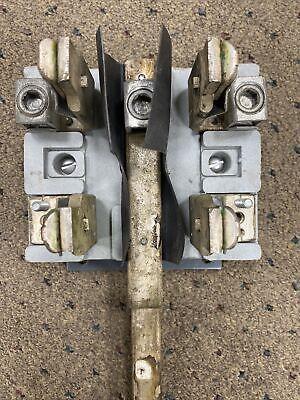 Zinsco Sylvania Replacement Meter Socket 200 Amp 120240v 4 Jaw