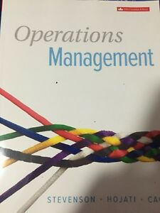 Operations Management -Textbook