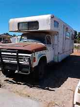 Dodge Motorhome unfinished project Greenfields Mandurah Area Preview