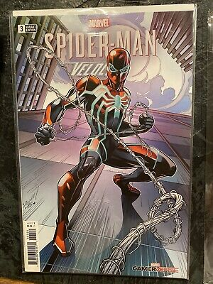 Spider-man Velocity #3 Rare 1:25 Bagley Variant NM- Beauty