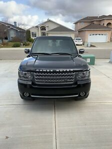 2011 Range Rover 510HP SUPER CHARGED Mint Condition