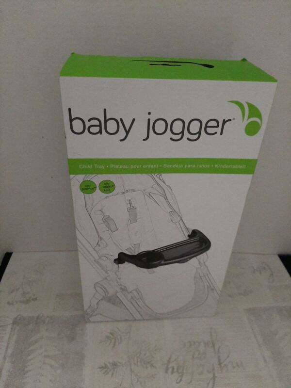 Baby Jogger Snacks Tray Strollers City Select Single Plastic Black Cup Holders