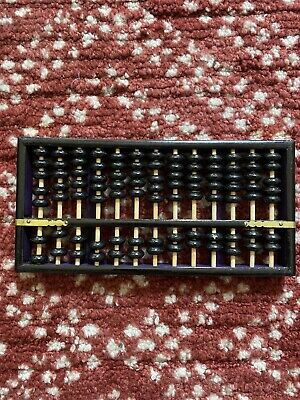 Abacus 17 Digit Rods Standard Chinese Soroban Japanese Calculator Counting Math