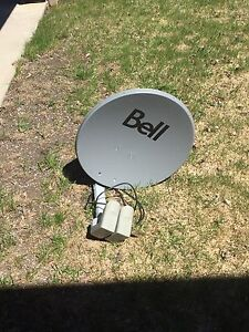 HD Bell satellite dish for sale
