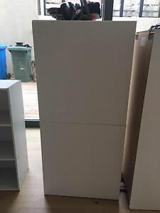 Two White Cabinets Albert Park Port Phillip Preview