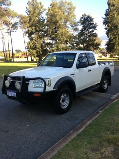 2007 Ford Ranger supercab 4x4 turbo diesel ute Winthrop Melville Area Preview