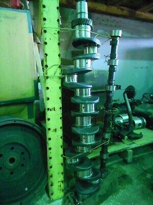 Allis Chalmers 3500 Crankshaft 4035953 Tractor 7040 7050 Loader 645 Generator
