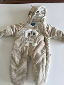 LuvGear Winter Fleece Suit