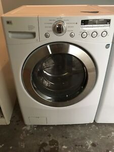 LG front load washer and dryer - SOLD PPU