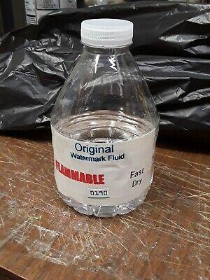 Original watermark Fluid huge 8 oz bottle super fast dry time