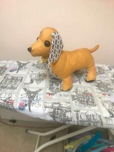 Home made Dachshunds toy puppies, each made using quality fabrics.