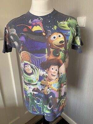 Toy Story T-shirt Men Large
