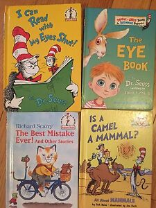 Dr Seuss I can read books
