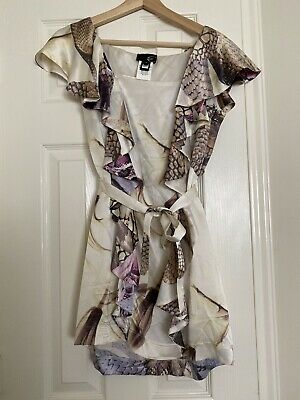 Just Cavalli Dress Size 40