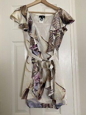 Just Cavalli Dress Size 40