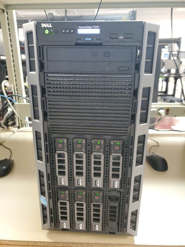 SALE SALE SALE Dell T320 server. 16GB RAM, Xeon E5-2403, How swap power supply.