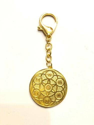 2021 Feng Shui Life Force Amulet Keychain