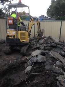Demolition & Excavations (Free Quotes) Bankstown Bankstown Area Preview