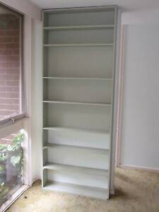 Bookcase, wooden, with fixed shelves.. FREE... FREE Mentone Kingston Area Preview