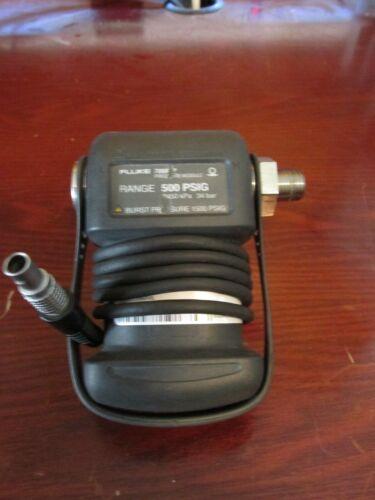 Fluke 700P07 Gauge Pressure Module 500 PSIG for Pressure Calibration Service
