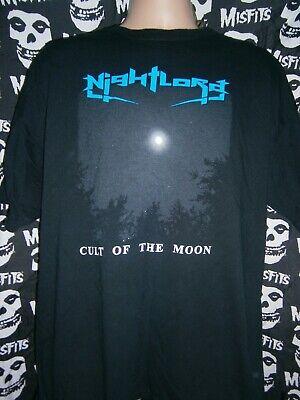 Usado, Nightlord SHIRT  Cult of the Moon  SABBAT SKYCLAD VENOM  comprar usado  Enviando para Brazil