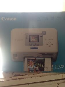 Canon Selphy printer (reduced)