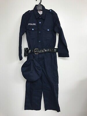 Jr Police Officer (AEROMAX - JR. POLICE OFFICER SUIT   SIZE 6-8)