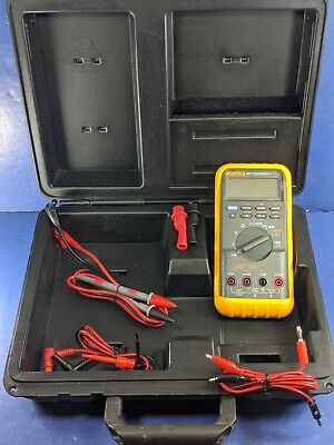 Fluke 787 Processmeter Screen Protector Excellent Case Accessories