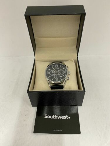 Southwest Airlines Chronograph multiple function Watch