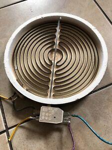 Kitchenaid glasstop  stove elements (burners)