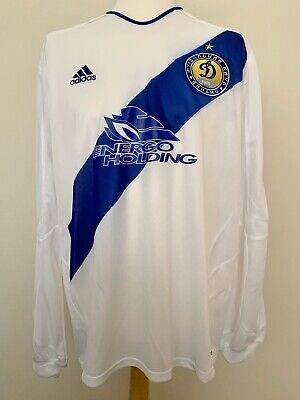 Dynamo Kiev 2005-2006 home player version football shirt jersey maillot camiseta