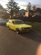 datsun 1600 manual 6 months rego rare CALL 0 Old Guildford Fairfield Area Preview