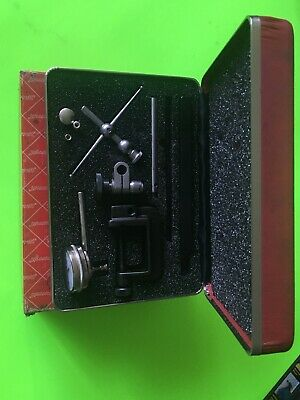 Starrett 196a1z Dial Test Indicator With Original Box