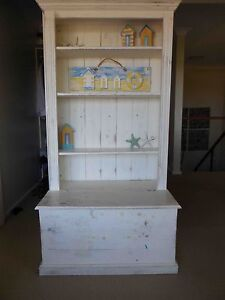 ALL IN ONE BOOKCASE / BLANKET BOX Seaforth Manly Area Preview