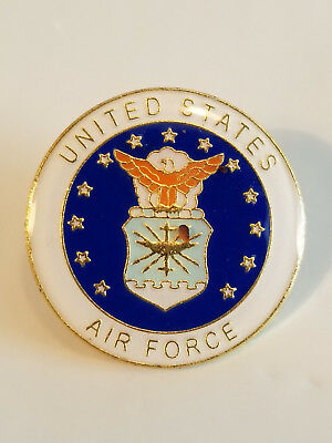 Air Force Lapel Hat Pin United States Air Force USAF Lapel Hat Pin USA SHIPPER