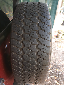 JEEP 17 inch  spare wheel and tyre