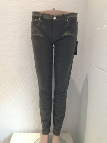 7 for all Mankind Damen Hose W29L30, The Hollow-cheeked