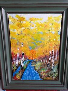 Original oil and acrylic paintings by TILLEY