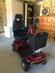Shop Rider Mobility Scooter Near New 888SE Explorer