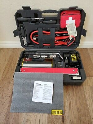 Michelin Emergency Roadside Assistance Kit. The Original Carry Box. Never Used.