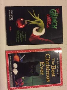 Christmas and other BOOKS
