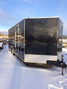 Car Hauler enclosed Trailer