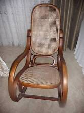 ANTIQUE ROCKING CHAIR DESIGNED BY THONET Kahibah Lake Macquarie Area Preview