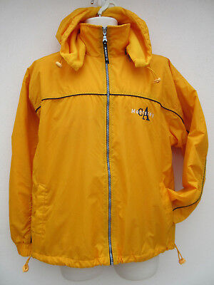 Kids Adult Shower Proof Cagoule Jacket Bag Rain Outdoor Camping School CJ3265