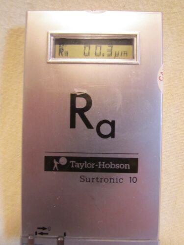 Taylor Hobson Surtronic 10