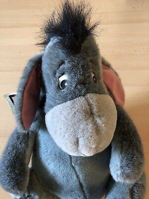 Disney Store Stofftier I-Ah Esel mit abnehmbaren Schwanz Winnie Pooh gebraucht kaufen  Unterschleißheim