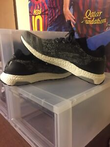 Adidas Uncaged Ultra Boost Core Black Size 10.5 STEAL